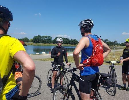 Triathlon voorbereidingstrainingen
