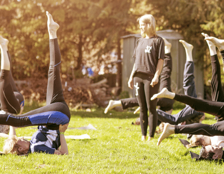 Nieuwe training Yin Yang Yoga