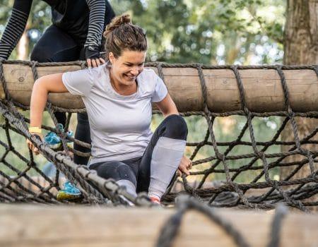 Voorbereidingstraining Outdoor Valley Obstacle Run