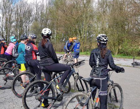 Mountainbike Beginners Cursus
