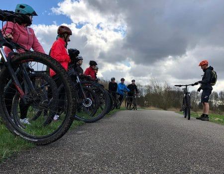 Mountainbike Beginners Clinic
