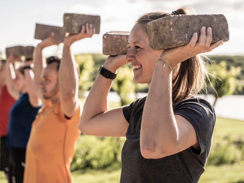 Tijdelijk buitensporten voor volwassenen bij Outdoor Valley Sports