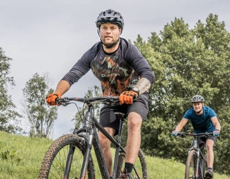 Mountainbike cursus
